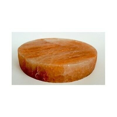Himalayan Salt Grilling Plate Round Fits Big Green Egg Grill Fathers Day Gift