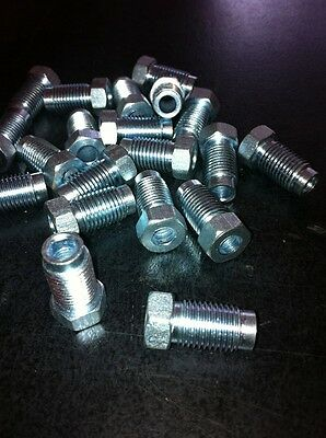 "Brake Pipe Tube Nuts... 3/16"" Tube  10Mm X 1 Mm  10 Pk"