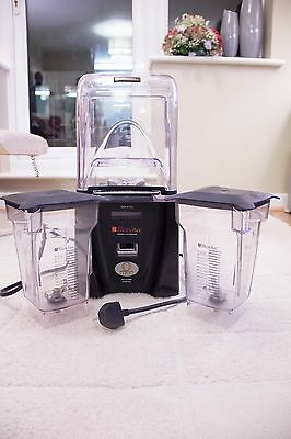 Blendtec Q Series Blender Smoothie Maker & Two Jugs (only 360 cycles)