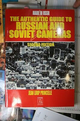 RUSSIAN and Soviet Cameras   Leica-Copies      Princelle second edition  300 S.