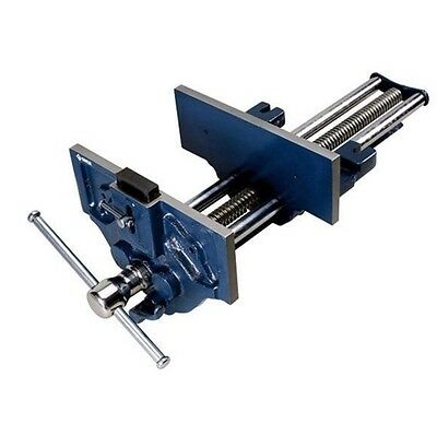 """Eclipse EWWQR9-NA Quick Release Woodworking Vice, Gray Cast Iron, 9"""" Size"""