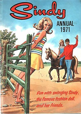 Sindy Annual / Book 1971