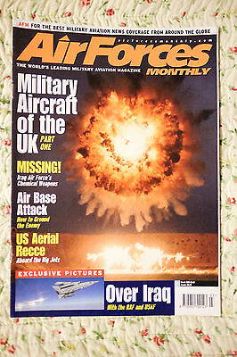 airforces monthly magazine march 2003