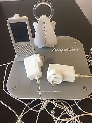 Angelcare AC1100 Baby Digital Movement & Sound Monitor