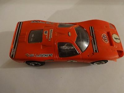 Vintage 1960's Scalextric Ford Mirage C15