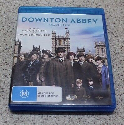 Downton Abbey Season Five - Bluray