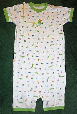 """Adult baby JERSEY KNIT ROMPER LATER GATOR 38"""" CHEST 35.5+ LENGTH"""