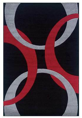 Kids Rug in Black and Red [ID 3172480]