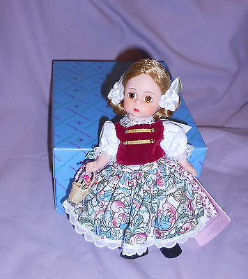 Madame Alexander Sound Of Music - Gretl  #390 - New In Box