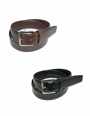 New Belton USA Men's Leather Travel Money Belts (Pack of 2)