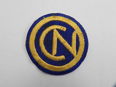 WWII US 102nd Infantry Division Combat Patch Insignia