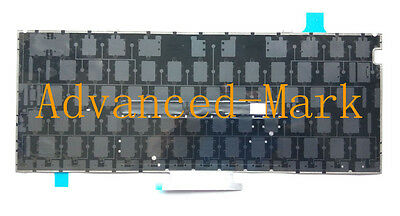 "New keyboard Black cover foil Backlight Paper  for Macbook Pro 12"" Retina A1534"