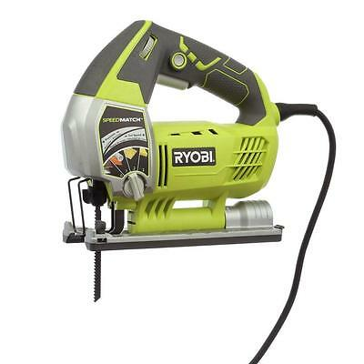 Ryobi JS651L1 6.1-Amp Variable Speed Orbital Jigsaw with Speed Match