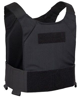 Covert Plate Carrier WARRIOR Elite Ops Color: Black Type: Without