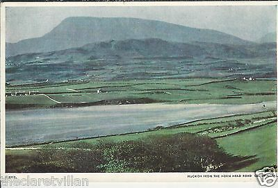 Muckish from Horn Head Road County Donegal  _ c. 1953 Unposted Postcard