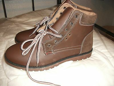 Mens ankle boots size 8