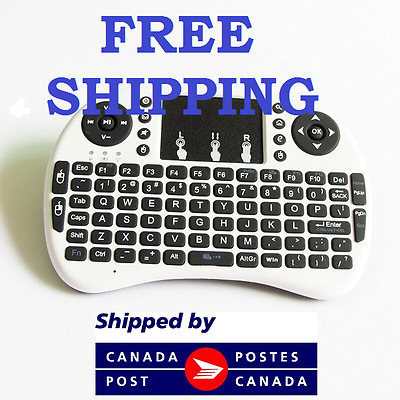 2.4G Mini Wireless Keyboard & Mouse with Blacklight