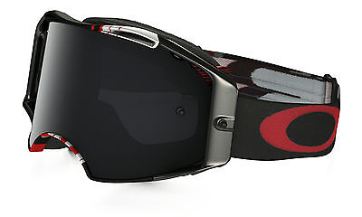 SALE Oakley Airbrake MX Signature Series RYAN DUNGEY Goggles RRP £139.99