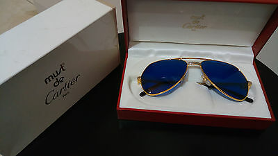 CARTIER Sunglasses VENDOME LC - New - Vintage from shop - Occhiali da sole