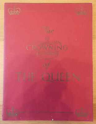 Coronation Commemorative - The Crowning Of The Queen - 1953 -Middlesex. Version