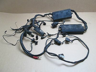 BMW R1100S 1999 31,475 miles Wiring loom harness