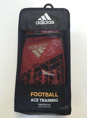 Adidas Ace Training Goalkeeper Gloves Size 8 Brand New (RRP £19.95)
