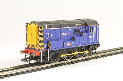 "R3343 Hornby FGW 0-6-0 Diesel Electric Class 08 ""08822"" DCC Ready Locomotive New"