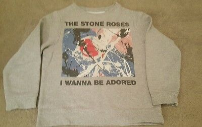 Boys The Stone Roses jumper from Next age 6
