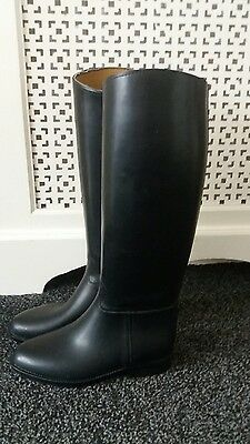 harry hall long riding boots size3