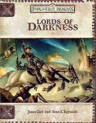 Dungeons and Dragons Forgotten Realms: Lords of Darkness (3rd edition)