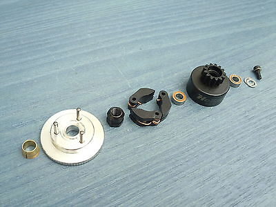 Nitro 1/8 Rc Buggy Hyper 7 Tq2 Engine 13 Tooth Clutch Assembly Set New