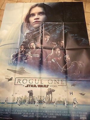 "Affiche 120x160 ""Rogue One""/Star Wars"