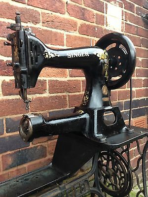 Industrial Architectural Singer 45k Sewing Machine Can Deliver