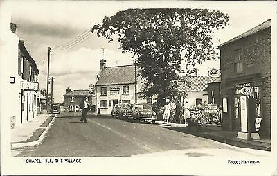 Chapel Hill, The Village, Lincolnshire, posted - date unclear