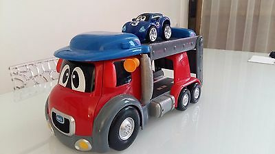 Chicco Camion Turbo Touch Speed Truck