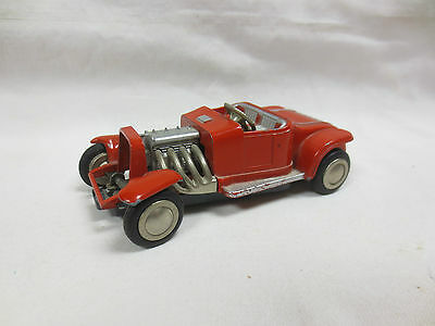 Schuco 1036 Ford 1932 Costum Roadster Hot Road - Made in West Germany