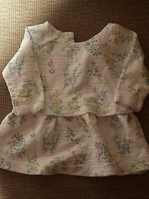 Next baby girl top 3-6 months