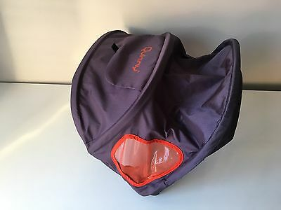 Quinny Buzz 3 / 4 Hood Canopy for Seat Unit / Free Postage