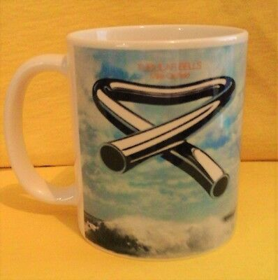 Mike Oldfield-Tubular Bells 1973 - Album Cover On A Mug.
