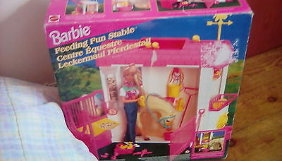 Barbie stable