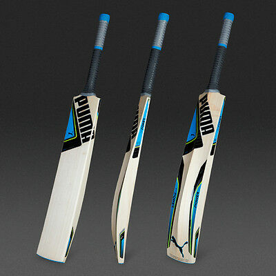 2016 Puma evoPOWER 2 English Willow Senior Cricket Bat Size SH