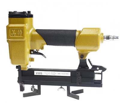 Great Quality Pneumatic V-NAILER Joining Gun Joiner Picture Frame Joiner New