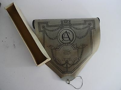 "Antique Pianola /Piano Music Roll-Themodist ""Spanish Love Song"" Chaminade"