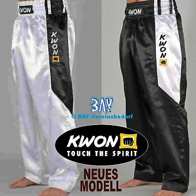 KWON TOP Club Line Design Kickboxhose Satin pants Trousers Kickboxing Clubline