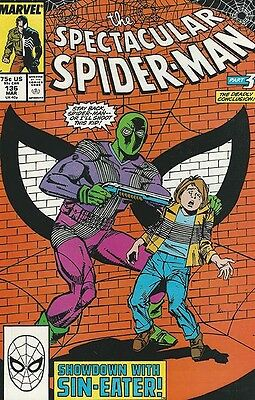 The Spectacular Spider-Man #136 - 1988