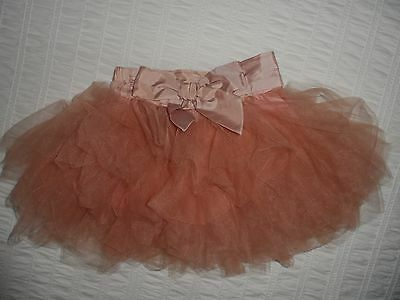 NEXT Baby girl tutu skirt 12-18 months Dusty pink