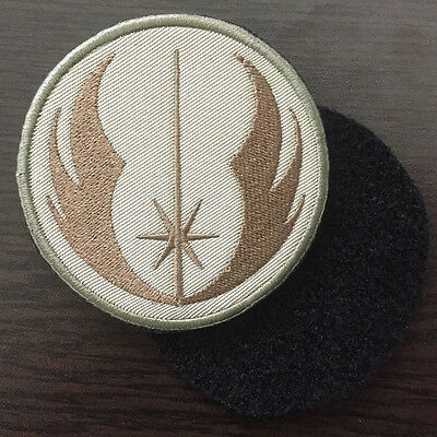"""2.95"""" Star Wars Jedi New Order US Army Military Tactical Morale Badge SWAT Patch"""