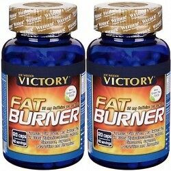 Pack Victory Fat Burner 2 botes x 120 Caps.
