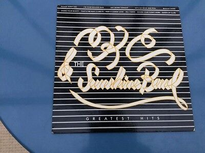 KC And The Sunshine Band Greatest Hits Vinyl LP