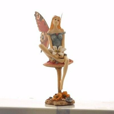 The fairy Way*Gathering Dew Miniature*no:13651-rare
